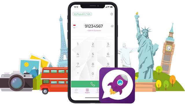 Mobile Plans and Services in Singapore   MyRepublic